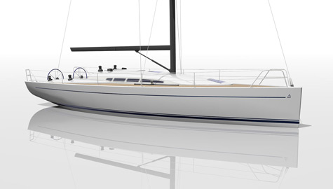 The New Sailing Yacht Dehler 41: A Real Beauty In All Waters