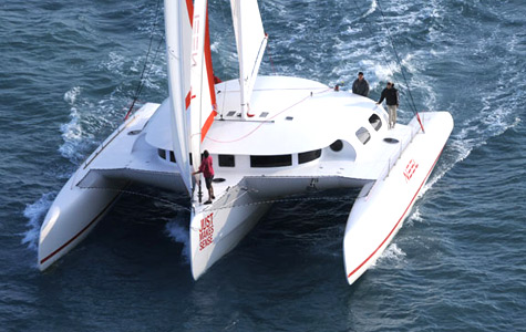 The Cruising Trimaran Neel 50: Innovative Design And Utmost