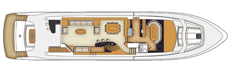 Rivera 85 Motor Yacht