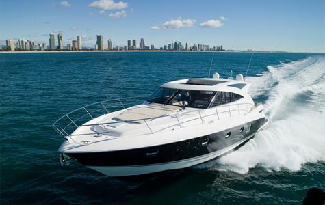 Within the next 2 years, Riviera was able to begin exporting boats to the ...