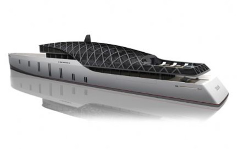 Solar: The Eco-friendly Explorer Yacht Concept By Carsten Astheimer