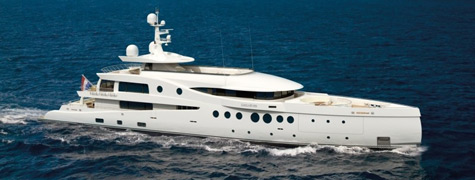 "The Superyacht Amels 199 Breaks New Ground In Style, Performance, Efficiency, Silence And ""Green"" Qualities"