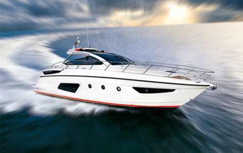 Atlantis 44. At the Genoa Boat Show 2010 Atlantis, the subdivision of the ...
