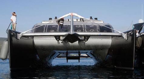Blue Coast 95 Catamaran