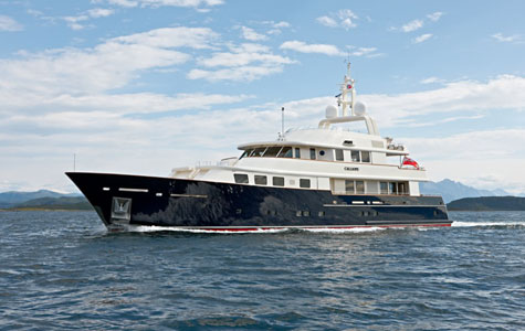 The Sensational 42m Superyacht Calliope By Holland Jachtbouw