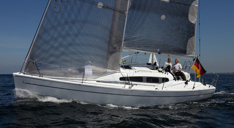 Dehler 32: A Beautifully-built Sailing Yacht In A Simple And Manageable ...