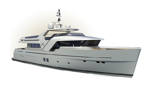 The Eco-friendly Yacht ecHo Project