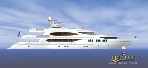Mia Elise: The Fourth Superyacht Launched By Trinity Yachts In 2010