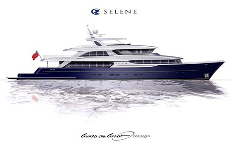 New Superyacht Selene 120 Ocean Explorer By Selene Ocean Trawlers