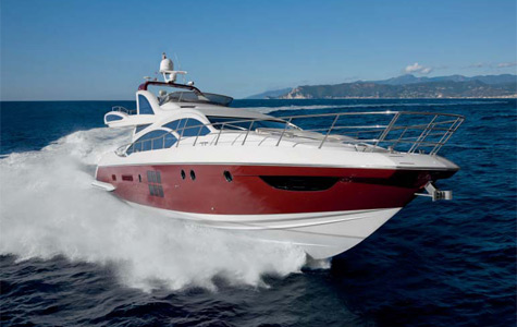 New Azimut 72S Yacht: Sportiness, Elegance, Technological Content And Comfort