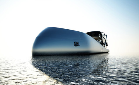 The Unique Beluga Superyacht Concept By PureSang And Glass Deco International