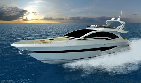 Intermarine 85