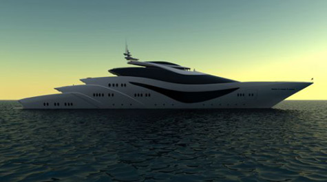 Project Magnitude: New Superyacht Concept By Oceanco