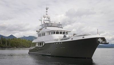 CaryAli: The First Charter Yacht In Nordhavn's 86 Series