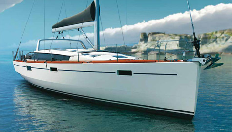 The Sense 50 Sailing Yacht Concept By Beneteau