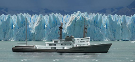 How To Turn 77m Ocean Tug Into Explorer Superyacht