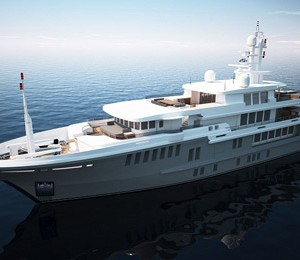 Yogi: New 60m Superyacht For Burgess Charter Fleet