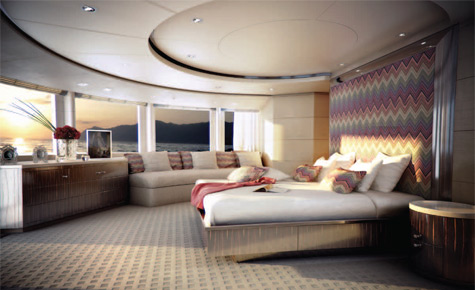 145 motor yacht Told U So by Benetti Yachts and Molori Design