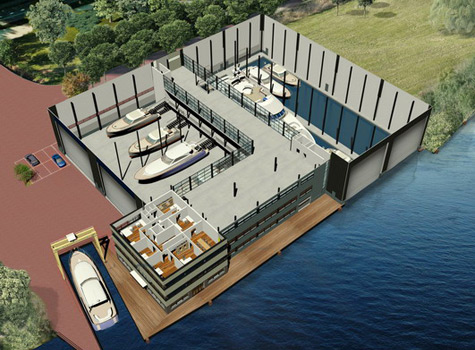 Mulder Shipyard To Build Second Superyacht Yard