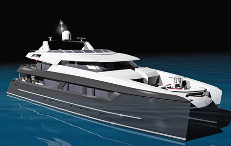40m sunreef power catamaran02g 40m sunreef power catamaran sciox Image collections
