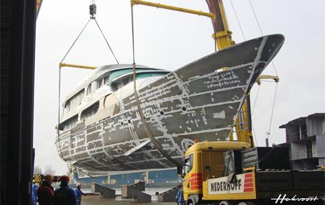Hakvoort Superyacht Project YN 246
