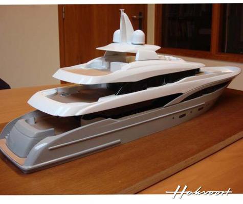 Hakvoort Superyacht Project YN 247 In Build