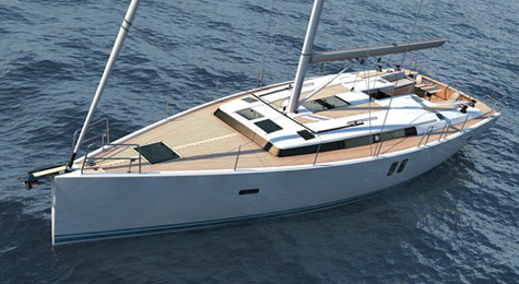 Hanse 495: The Fast And Elegant Sailing Yacht