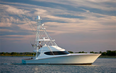 The Hatteras GT60 is the ultimate in sports-fishing yachts and the envy of ...