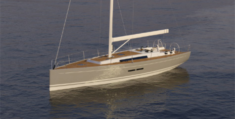 Solaris One 44: New Beautiful Yacht In Cruiser/Racer Series