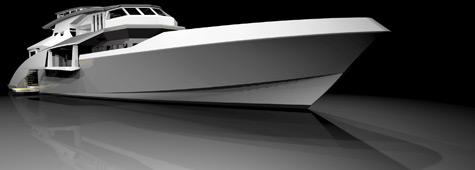 Pleasant Climate Explorer Yacht (PCE53) Concept By Donald L. Blount and Associates