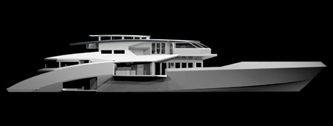 53m Pleasant Climate Explorer Yacht