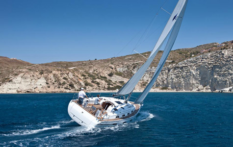 Bavaria Cruiser 40 S. The principal concept of the Cruiser 40 was optimized ...