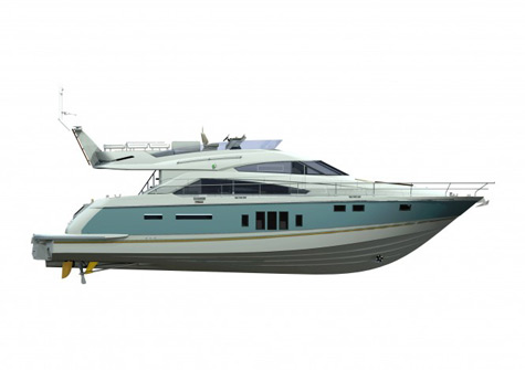 January of 2011 looks to be a busy time for Fairline Boats as they plan to ...
