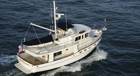 Krogen 48 AE: Designed And Arranged Exclusively For The Trawler Lifestyle