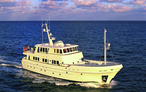 Serenity 90 Expedition Yacht