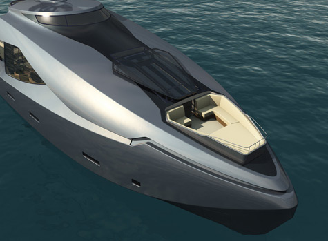 Blue Whale Superyacht Concept By Canaria Ocean