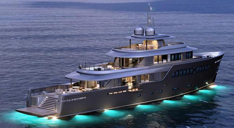 Explorer Motor Yacht Project 500 By Mondo Marine