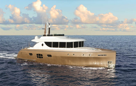 NISI 2400: The First Motor Yacht In The Semi-custom Series By NISI Yachts