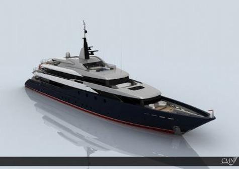 Panache: New Generation Of CMN's Superyachts