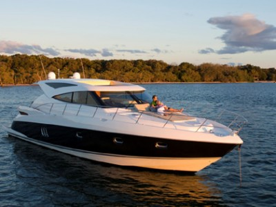 New Riviera 5800 Sport Yacht For Chartering By Riviera Syndication