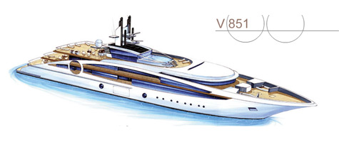 VegaYachts project V851