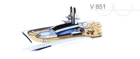 VegaYachts project V851