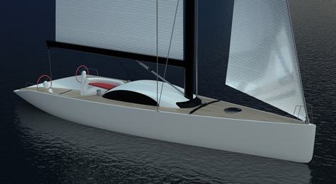 Yachting Ideas Presents The Day 42 Sailing Yacht Project