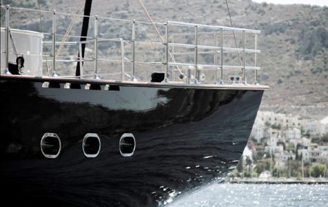 Le Pietre: The Elegant 35m Ketch By ADA Yacht