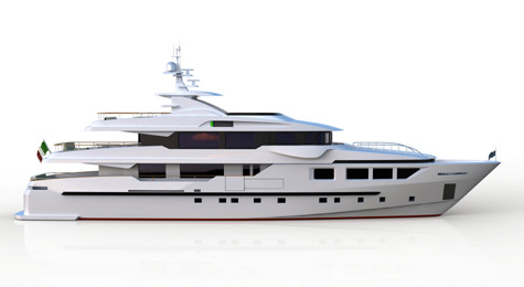 Maxima: New Superyacht Project By Tecnomar