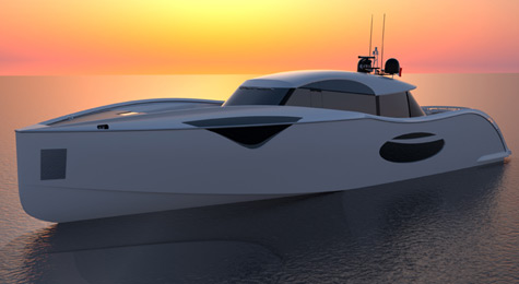 Pelican 80: Luxury And Dynamic Yacht Concept By Yachting Ideas