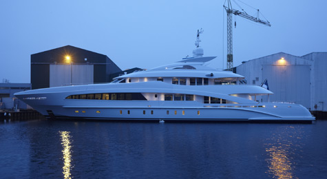 Satori: New 50m Superyacht From Heesen Yachts