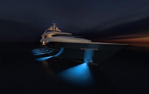 Vulcan 46m Tri-Deck