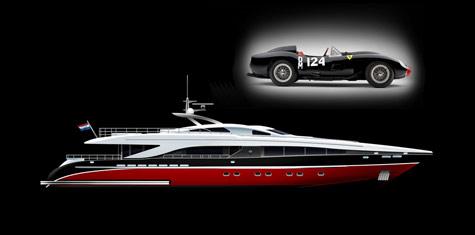 Superyacht Aurelia by Heesen Yachts