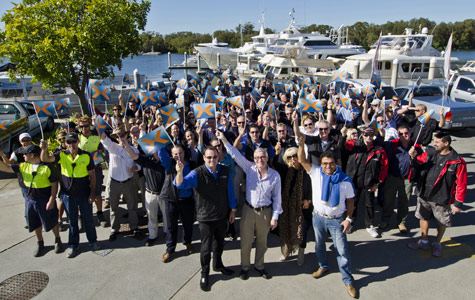 The Gold Coast Marine Expo